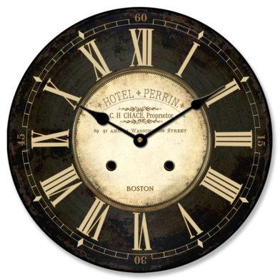 Hotel Perrin Clock
