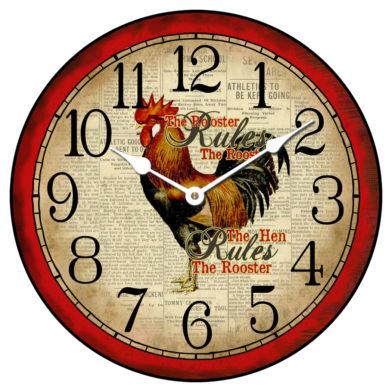 Hens Rule Clock 2