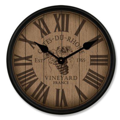 Wine Barrel Lid met frm