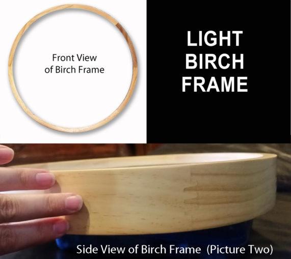front side birch