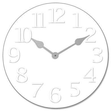 White on White Clock1