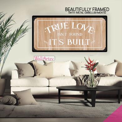 True Love isn't Found Brown fr