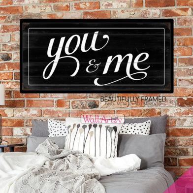 You & Me Black FR