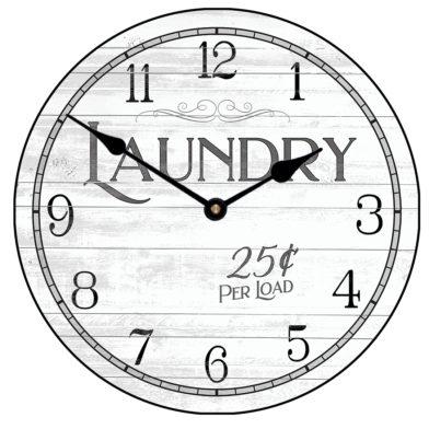 Laundry White