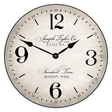 Boston Standard clock